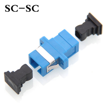 SC SM Simplex Fiber optic Adaptor
