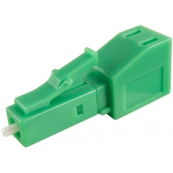 Fiber Optic Attenuator, Fixed - LC/APC 10dB LC Attenuator