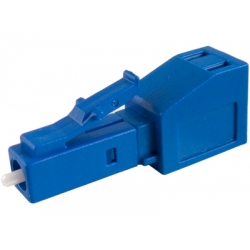 Fiber Optic Attenuator, Fixed - LC/UPC 20dB LC Attenuator