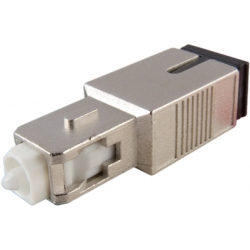 Fiber Optic Attenuator, Fixed - SC/APC 10dB SC Attenuator