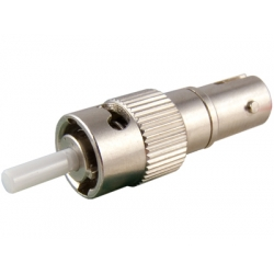 Fiber Optic Attenuator, Fixed - ST/UPC 20dB ST Attenuator