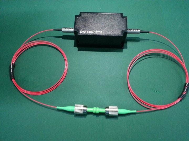 5W Single Stage 1310/1550nm High Power Polarization Maintaining Fiber optic Isolator
