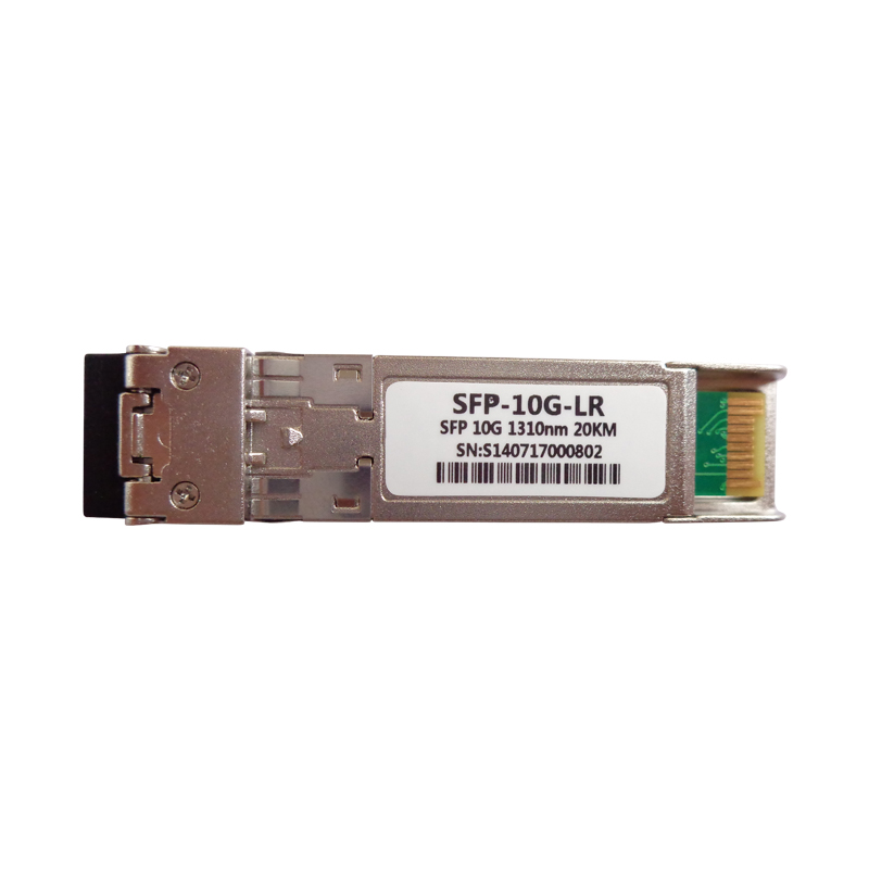 Cisco SFP-10G-LR Compatible 10GBASE-LR SFP+ 1310nm 20km DOM Fiber Optic Transceiver