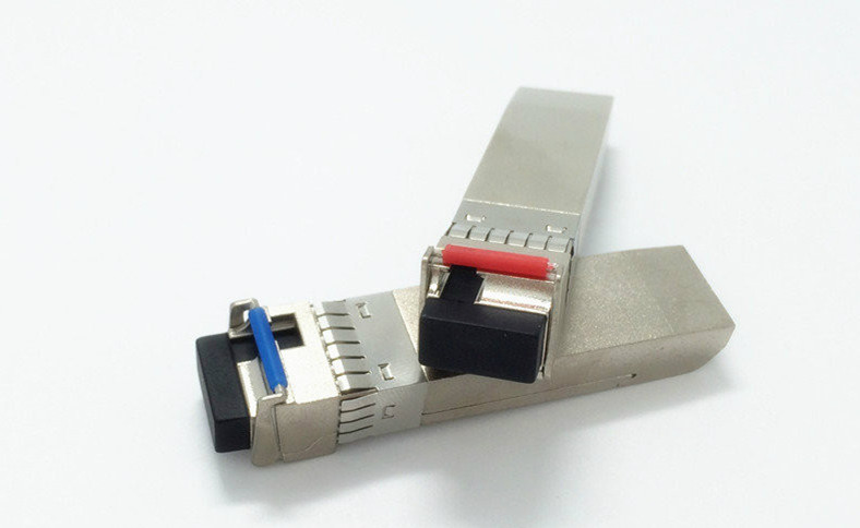 Cisco SFP-10G-BXU-I/SFP-10G-BXD-I  Compatible 10GBASE-BX10-U SFP+ 1270nm-TX/1330nm-RX 10km DOM Fiber Optic Transceiver