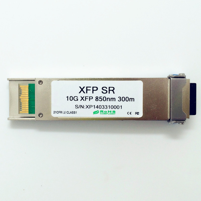 Cisco XFP-10G-SR Compatible 10GBASE-SR SFP+ 850nm 300m DOM Fiber Optic Transceiver