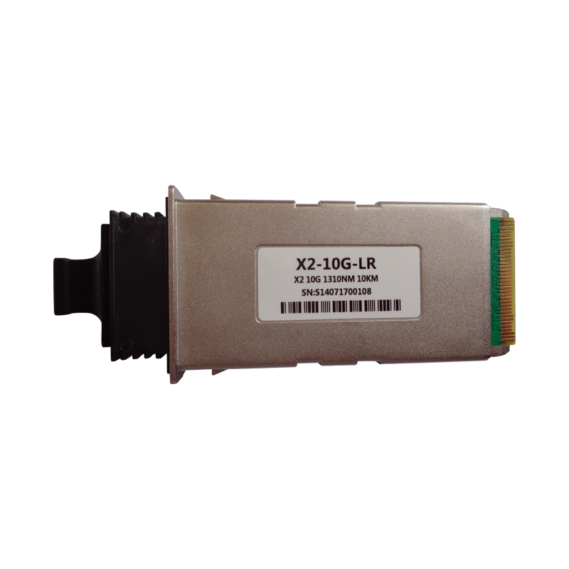 Cisco X2-10GB-LR Compatible 10GBASE-LR X2 131nm 20Km DOM Fiber Optic Transceiver