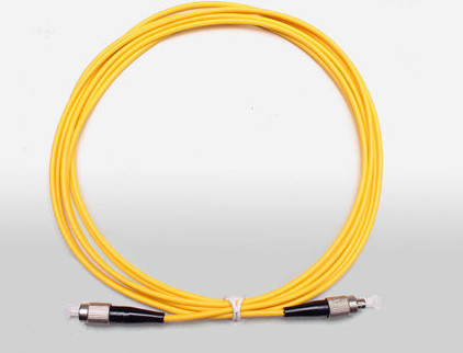 FC UPC to FC UPC 9/125 OS2 Simplex Single-Mode Fiber Optic Patch Cord,Fiber Optic Patch Cables