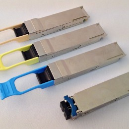 QSFP28 Cisco QSFP-100G-LR4-S 100GBASE-LR4 1310nm 10km Compatible Transceiver